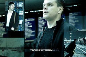 movies the bourne ultimatum collage matt damon
