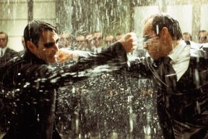movies the matrix revolutions neo film stills