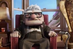 movies up (movie) pixar animation studios animated movies