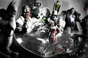 mr. freeze the riddler rocksteady studios video games two-face robin (character) joker batman catwoman batman: arkham city