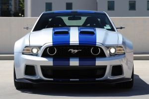 muscle cars american cars ford mustang car