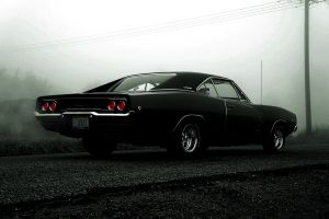 muscle cars vehicle black cars car dodge charger