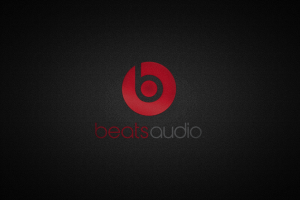 music beats by dre  simple background