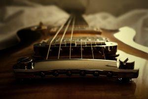 musical instrument les paul guitar