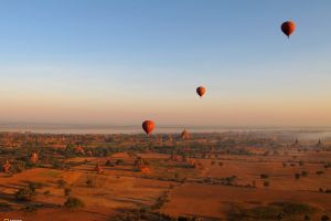 national geographic hot air balloons nature