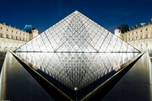 national geographic louvre architecture paris museum louvre building pyramid