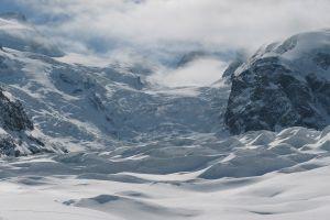 nature landscape snow switzerland mountains