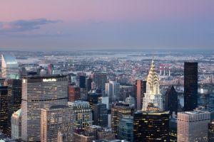 new york city city cityscape skyscraper