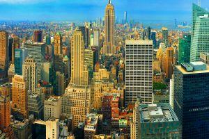 new york city panoramas cityscape cityscape