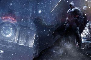 night batman: arkham city gotham city video games batman