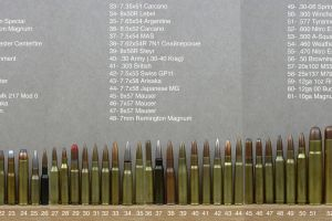 numbers bullet infographics ammunition