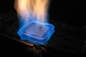 nvidia technology computer fire memes digital art ice hardware