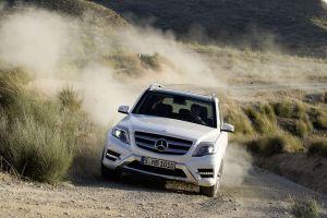 off-road german cars suv mercedes glk