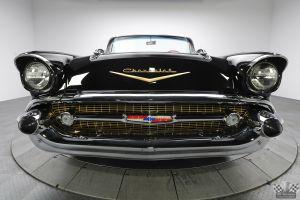 old car 1957 chevrolet vehicle black cars oldtimer car