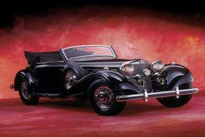 oldtimer car vintage vehicle mercedes-benz