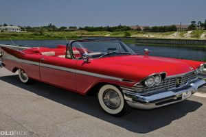 oldtimer vintage red cars car plymouth vehicle