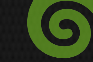 opensuse minimalism spiral