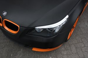 orange black cars vehicle bmw