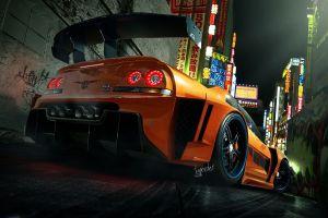 orange cars car city vehicle