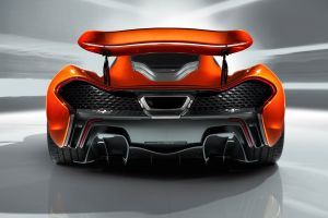 orange cars mclaren vehicle car supercars mclaren p1