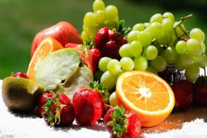 orange (fruit) fruit green apples kiwi (fruit) colorful berries strawberries food fruit orange grapes