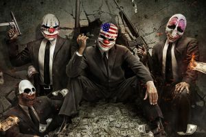 payday: the heist video games payday 2