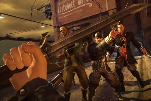 pc gaming dishonored video games