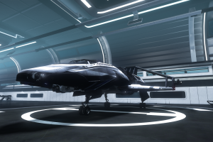 pc gaming video games digital art spaceship star citizen