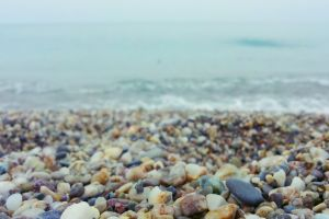 pebbles coast beach