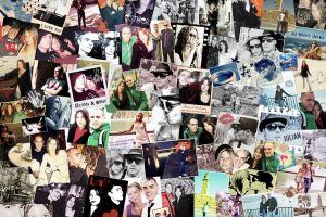 photo manipulation women collage men