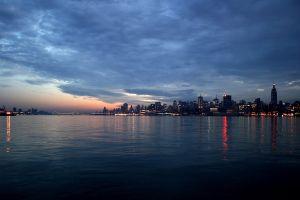 photography building urban city sea water new york city cityscape