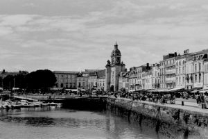 photography city monochrome old europe vintage france