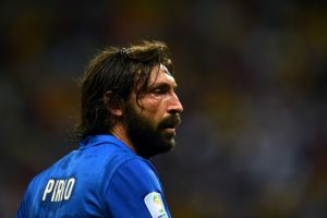 pirlo sport  beards men footballers italy soccer