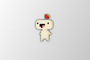 pixel art gomez trixel fez
