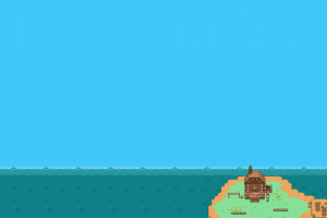 pixel art minimalism video games