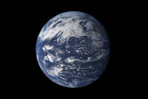 planet sea space earth
