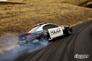 police pursuit drift car icon muscle cars police cars