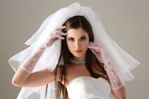 pornstar veils wedding dress women