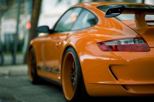 porsche gt3  car vehicle porsche 911 orange orange cars porsche