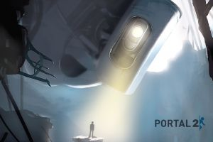 portal 2 valve corporation glados concept art aperture laboratories video games artwork portal (game)