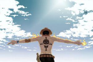 portgas d. ace one piece anime
