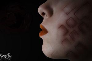 profile face women
