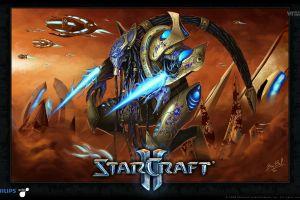 protoss starcraft ii video games starcraft