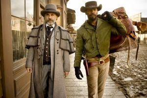 quentin tarantino western movies jamie foxx django unchained