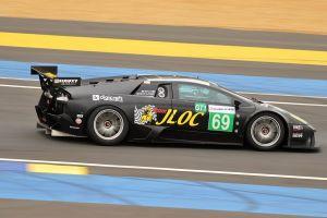 race tracks lamborghini race cars car mid-engine
