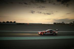 racing vehicle mercedes benz sunset car sky mercedes sls race cars sport