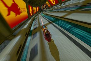 racing wipeout video games wipeout hd