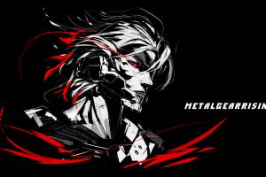 raiden video games metal gear rising: revengeance
