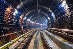 railway tunnel underground