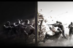rainbow six: siege video games tom clancy